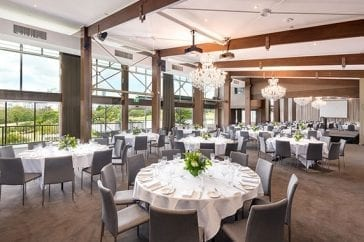 Ballroom-Function-Rooms-Flower-Vase-Tables-Grey-Chairs