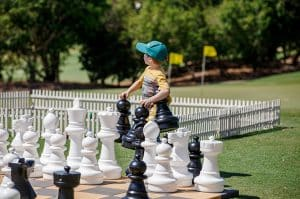 Brisbane Chess Giant games