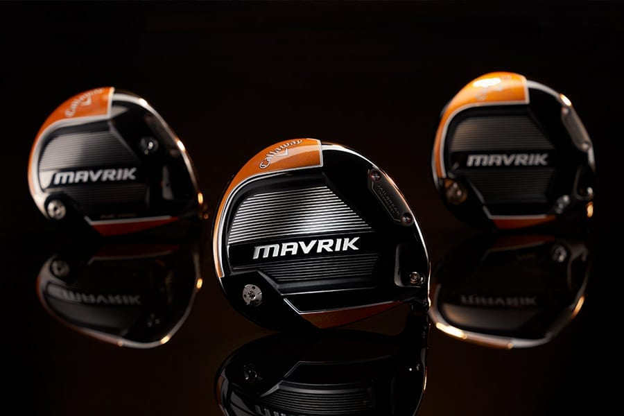 Callaway Mavrik Launch Night