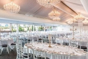 Marquee-Wedding-Venue-Styling-Gold-Centrepiece-1