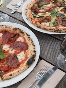 Pizza Kitchen Opening Winter Menu