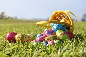 Celebrate Easter Weekend at the Bistro