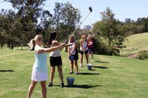 Group Golf Clinics and Lessons