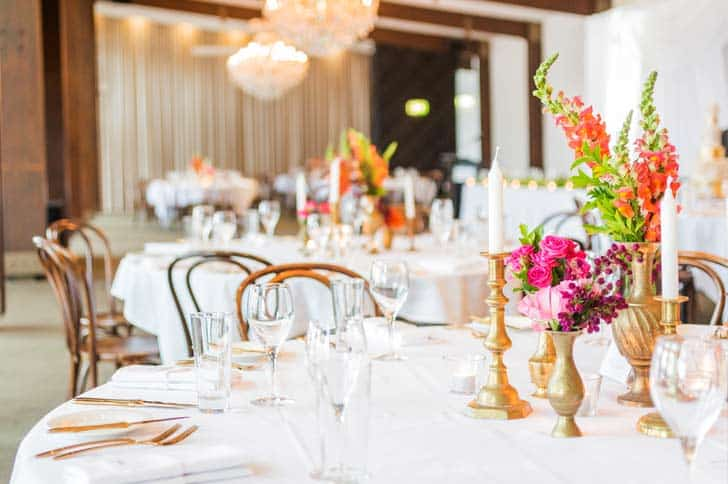 Wedding packages victoria park wedding reception packages junglespirit Choice Image