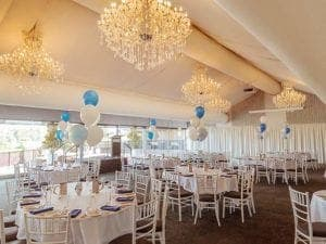 school formal marquee function