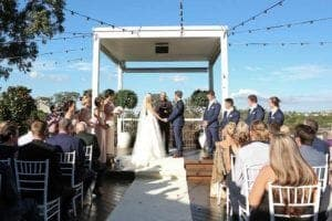 Wedding Ceremony Venue Marquee room