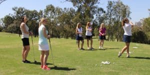 Golf Ladies Lesson