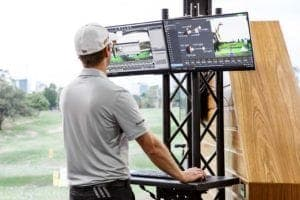 Golf Technology for lessons
