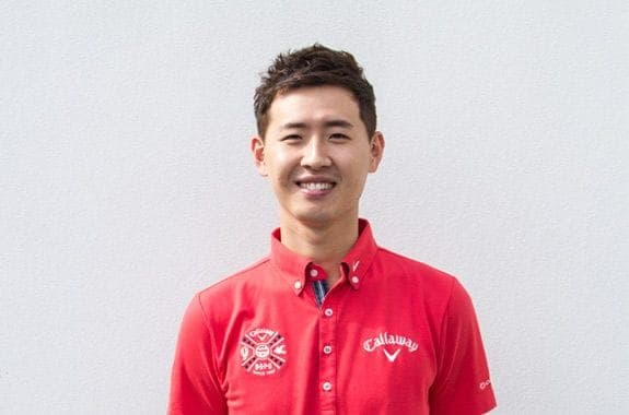 Golf Coach Eric moon