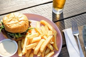 Brisbane burger and balls deal