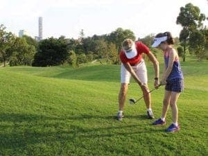 golf junior lesson