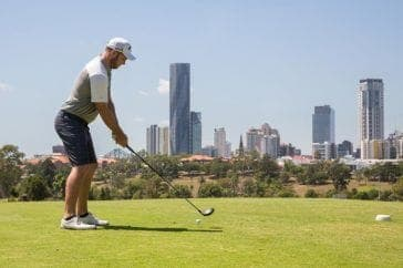 FROM THE TEE - IGOLF QLD GOLF CLINIC