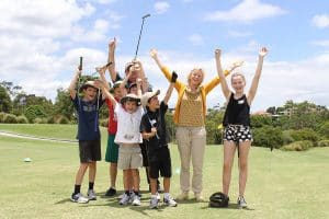 Kids School Holiday Brisbane Golf Kids Camps