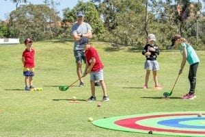 Junior Golf Lesson