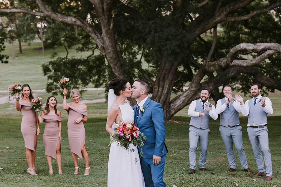 Best Golf Club Wedding Venues In Brisbane
